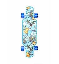 Maui and Sons Island Oasis Plastik Freeride-Skateboard, Island Oasis
