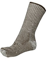 Meru Aulavik Merino Socks calzini lunghi, Brown