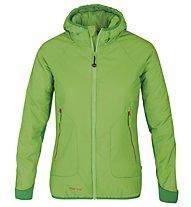 Meru Brampton New giacca con cappuccio donna, Jasmine Green/Fern Green