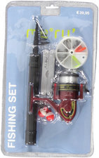 Sportarten > Outdoor / Camping > Badeartikel >  Meru Fishing Set