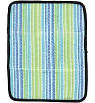 Meru Woodstock Seat pads, Blue Striped