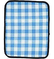 Meru Woodstock Seat pads, Blue Checked