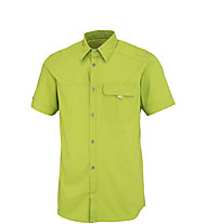 Millet Backcountry Stretch camicia manica corta, Linden Green