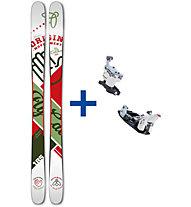 Movement Fly Catcher Set: Ski+Bindung