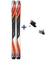 Movement Response Set: Ski + Dynafit Bindung