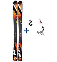 Movement Response Set: Ski+Bindung