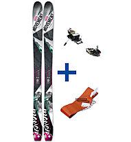 Movement Vista Set: Ski + Bindung + Steigfelle