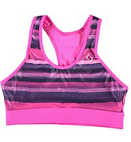 Moving Comfort Sureshot Racer Sport-BH, Pink