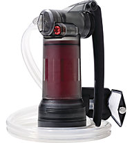 MSR Guardian Purifier Pump - Depuratore, Black/Dark Red