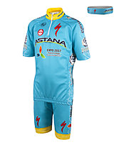 Nalini Team Astana 2016 Kinder-Bikekomplet, Light Blue