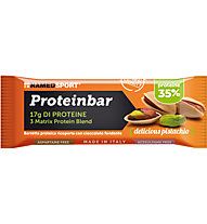 NamedSport Barra proteica Proteinbar 50 g, 50 g