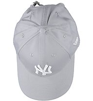 New Era 9Forty MLB New York - Cap Schildmütze, Light Grey