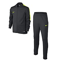 Nike Dry Academy Knit Tracksuit - Fußball Trainingsanzug Kinder, Anthracite