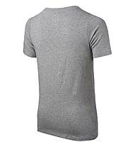 Nike Air Max Grid - T-Shirt Jungen, Grey