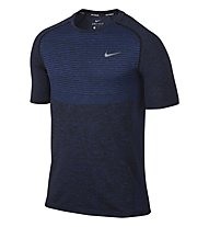 Nike Dri-FIT Knit T-shirt running, Blue