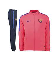 Nike Dry FC Barcelona Track Suit - tuta calcio, Red