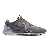 Nike Free 5.0 TR Fit 5 Trainingsschuh Damen, Grey