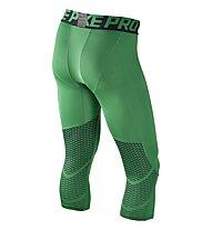 Nike Pro Hypercool 3/4 Tight Capri, Green
