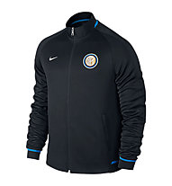 Nike Inter Mailand Authentic N98 - Fußballjacke, Black/White