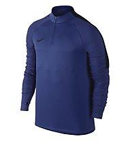 Nike Dril Top Squad - maglia calcio, Blue