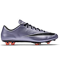 Nike Mercurial Veloce II FG - Fußballschuh, Silver