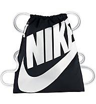 Nike NIKE HERITAGE GYMSACK, Black