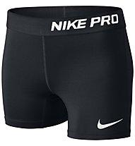 Nike NIKE PRO BOY SHORT YTH, Black/Black/White