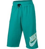 Nike Short Basketball Updated Pickup Long, Green