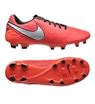 Nike Tiempo Mystic V FG - Fußballschuhe, Red