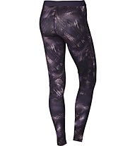 Nike Women Pro Warm Tight Pantaloni lunghi fitness donna, Violett