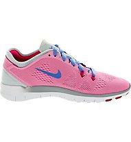Nike Free 5.0 TR Fit 5 Trainingsschuh Damen, Rose