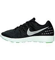 Nike LunarTempo 2LB Wmns - Damenlaufschuhe, Black/Metallic Pewter/Grey