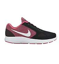 Nike Revolution 3 Neutrallaufschuh Damen, Pink/Black