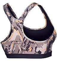 Nike Women Pro Classic Padded Oil Glitch Sports Bra - Sport-BH, Violett
