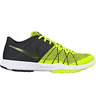 Nike Zoom Train Incredibly Fast - scarpe da ginnastica, Black/Yellow