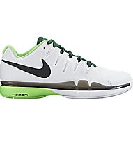 Nike Zoom Vapor 9.5 Tour Tennisschuh Mann, White/Black