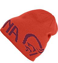 Norrona /29 Logo Beanie Berretto alpinismo, Tasty Red