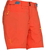 Norrona Bitihorn lightweight Shorts Damen, Hot Chili
