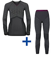 Odlo Set intimo Blackcomb Evolution: maglia + pantalone
