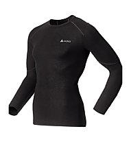 Odlo X-Warm Crew Neck L/S Shirt, Black