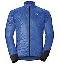 Odlo Loftone PrimaLoft Jacket Giacca da sci, Directoire Blue
