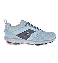 ON Cloudcruiser W - scarpe running donna, Aqua/Moon