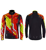 One Way Cata Pro Jacket, Red Print
