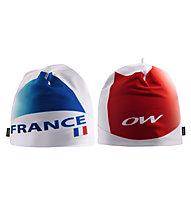 One Way Flag 2 Brushed Lycra Hat Langlauf-Mütze, France