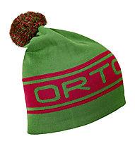 Ortovox Beanie Logo Band, Absolute Green