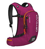 Ortovox Cross Rider 18 W - zaino freeride donna, Violet