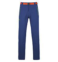 Ortovox Merino Shield Light Brenta Pantaloni da montagna, Strong Blue