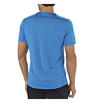 Patagonia Short-Sleeved Fore Runner Shirt, Andes Blue