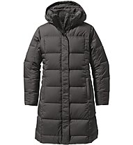 Patagonia W's Down With It Parka Giacca Donna, Grey