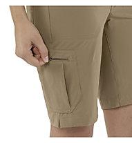 Patagonia Tribune Shorts 10'' Damen, Ash Tan